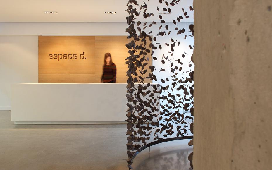 office of mcfarlane biggar architects + designers, Vancouver, British Columbia, Canada, espace d