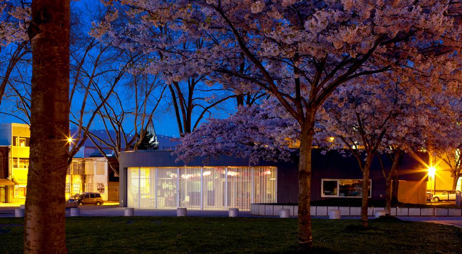 office of mcfarlane biggar architects + designers, Vancouver, British Columbia, Canada, Oppenheimer Park Community Activity House