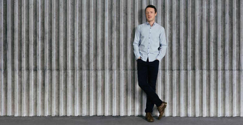 office of mcfarlane biggar architects + designers, Damien Kiely