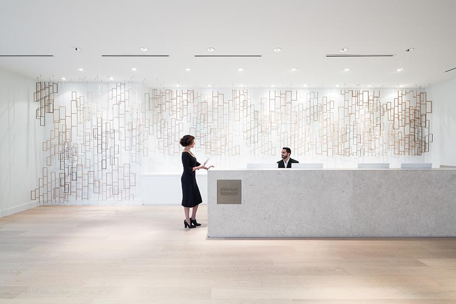 office of mcfarlane biggar architects + designers, Burnaby, BC, Station Square Site 6 Presentation Centre