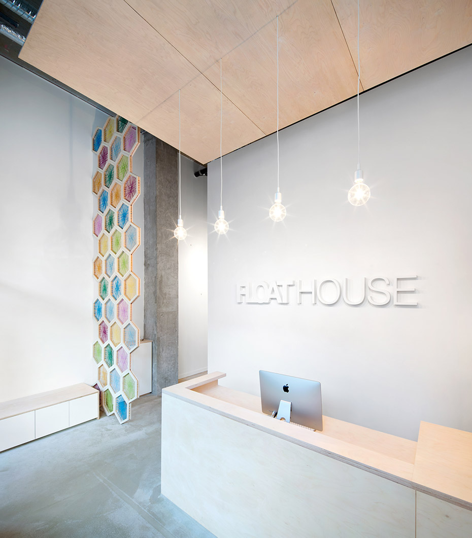 office of mcfarlane biggar architects + designers, Vancouver, British Columbia, Canada, Float House