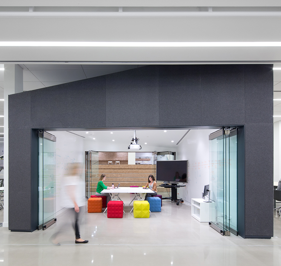 office of mcfarlane biggar architects + designers, Vancouver, British Columbia, Canada, lululemon Whitespace Workshop