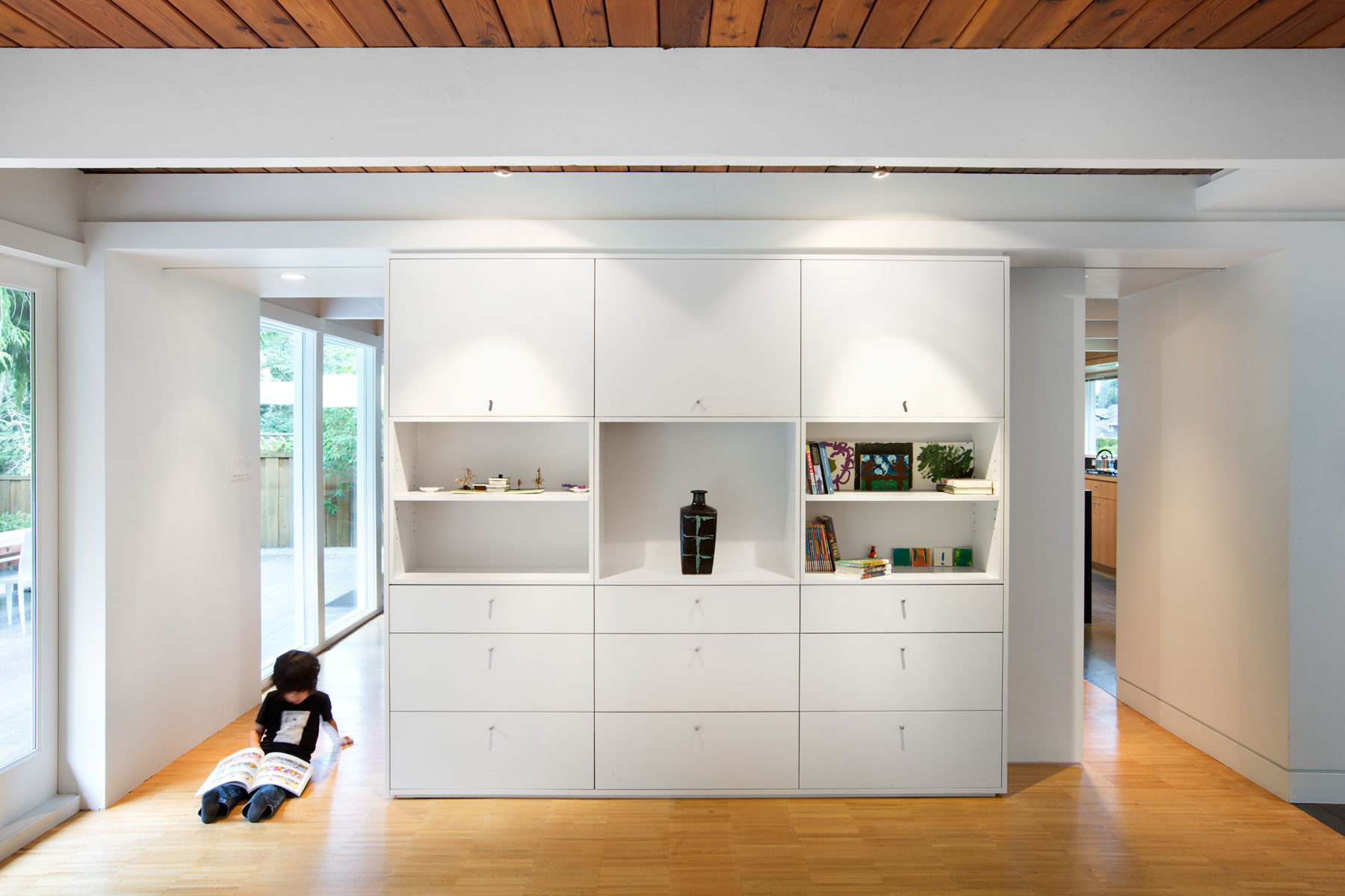 office of mcfarlane biggar architects + designers, North Vancouver, British Columbia, Canada, Glenview House