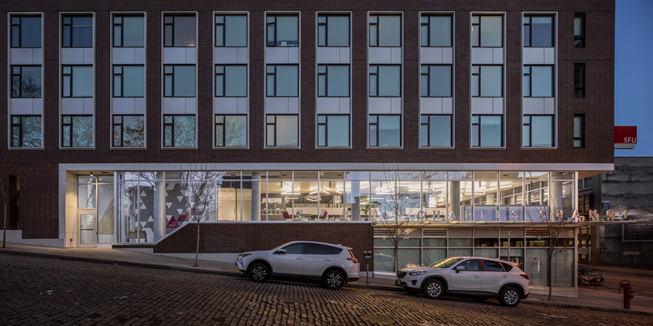 office of mcfarlane biggar architects + designers, Vancouver, British Columbia, Canada, SFU Charles Chang Innovation Centre