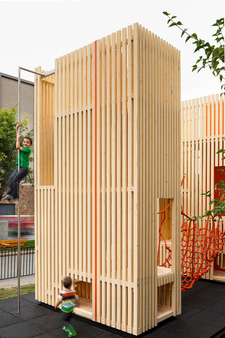 office of mcfarlane biggar architects + designers, Vancouver, British Columbia, Canada, sam + pam