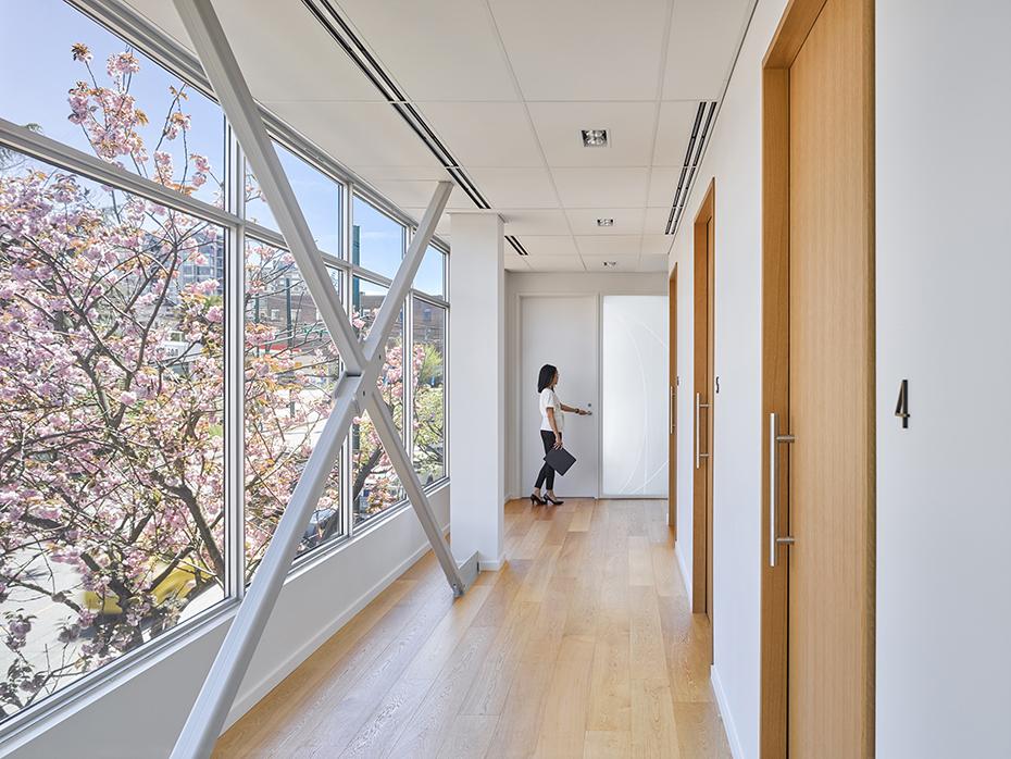 office of mcfarlane biggar architects + designers, Vancouver, British Columbia, Canada, Pacific Derm