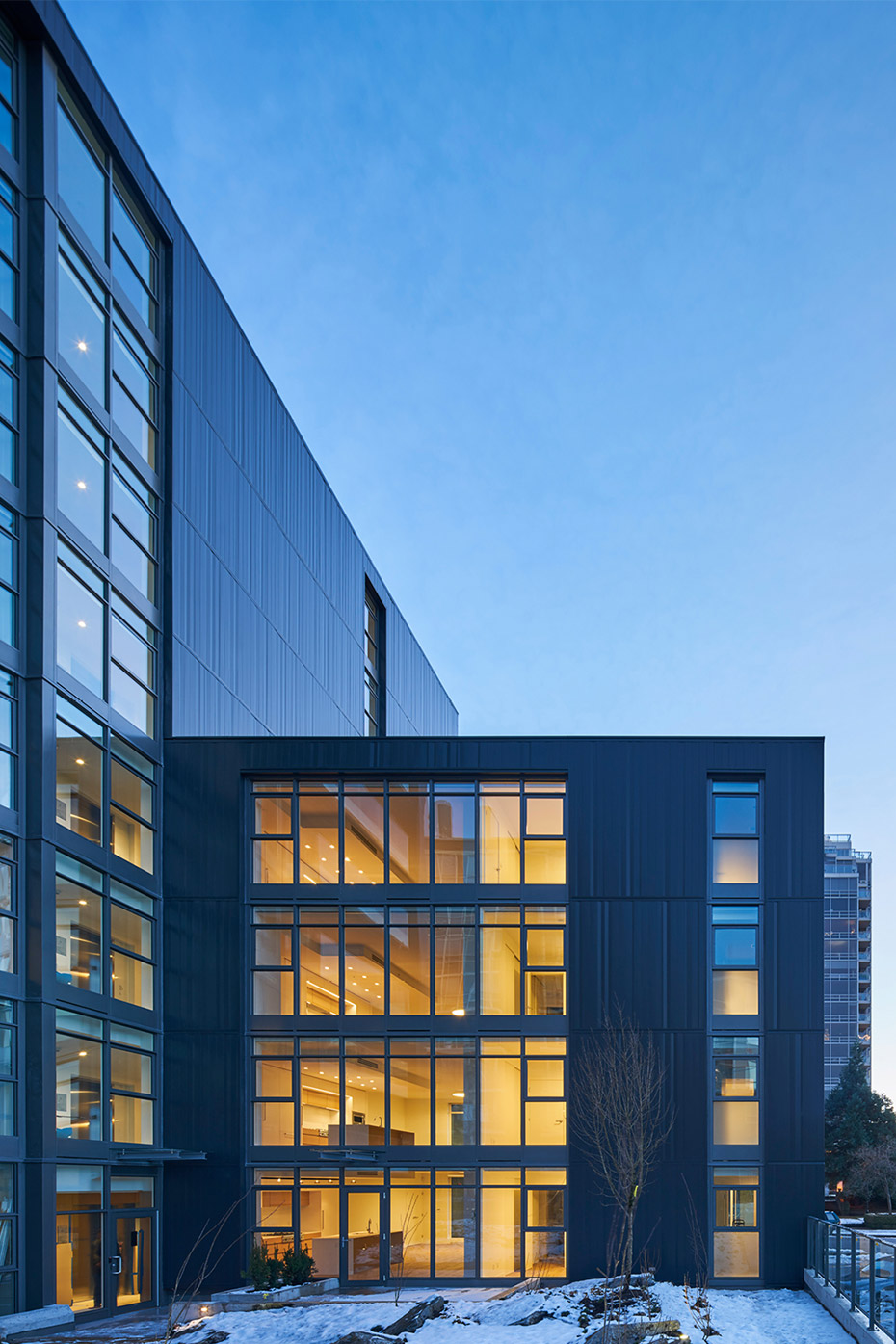 office of mcfarlane biggar architects + designers, Vancouver, British Columbia, Canada, 1555 West 8th Avenue