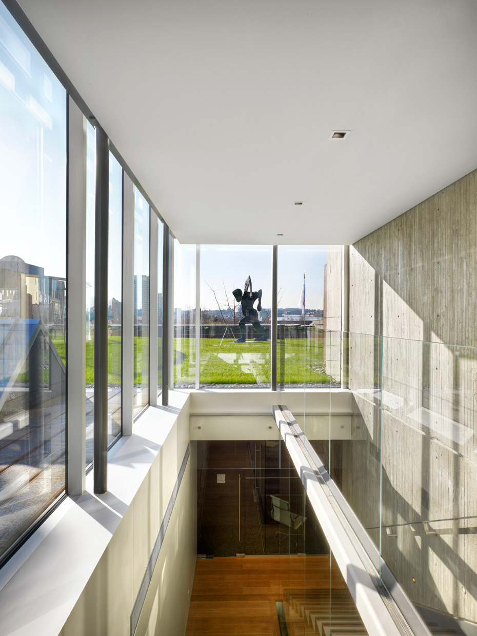 office of mcfarlane biggar architects + designers, Vancouver, British Columbia, Canada, Rennie Office + Museum