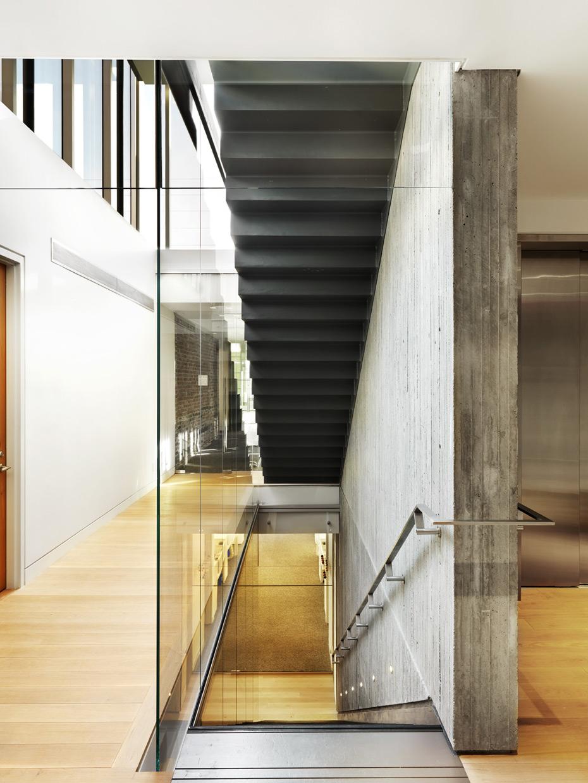 office of mcfarlane biggar architects + designers, Vancouver, British Columbia, Canada, Rennie Office + Museum