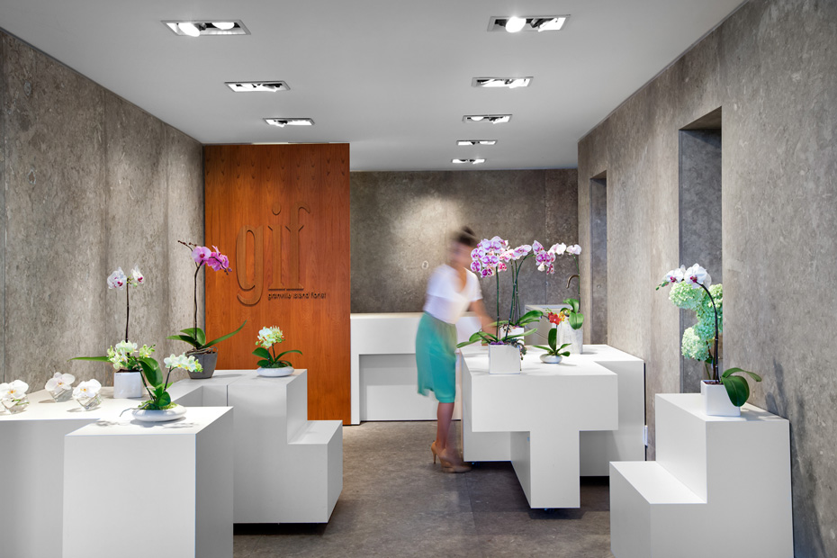 office of mcfarlane biggar architects + designers, Vancouver, British Columbia, Canada, Granville Island Florist