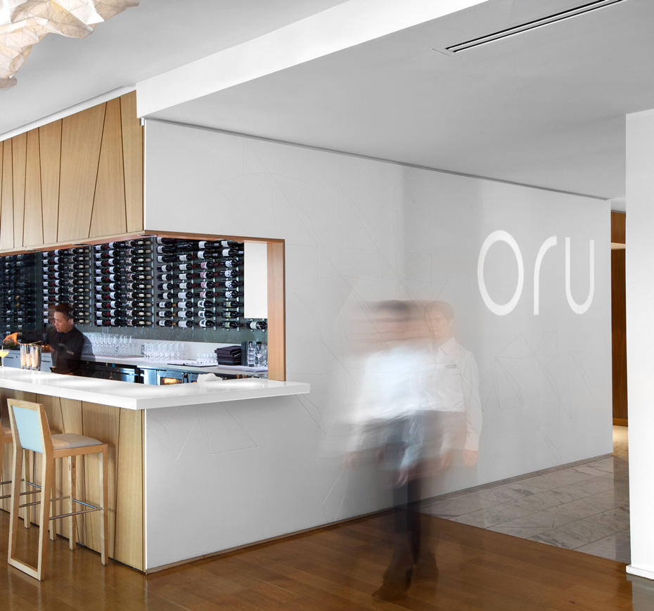 office of mcfarlane biggar architects + designers, Vancouver, British Columbia, Canada, Oru Restaurant