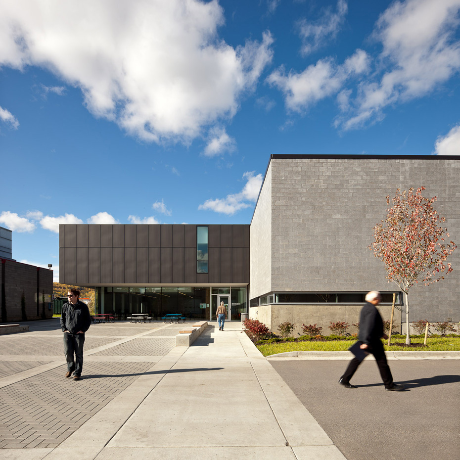 office of mcfarlane biggar architects + designers, Prince George, British Columbia, Canada, College of New Caledonia Technical Education Centre Prince George