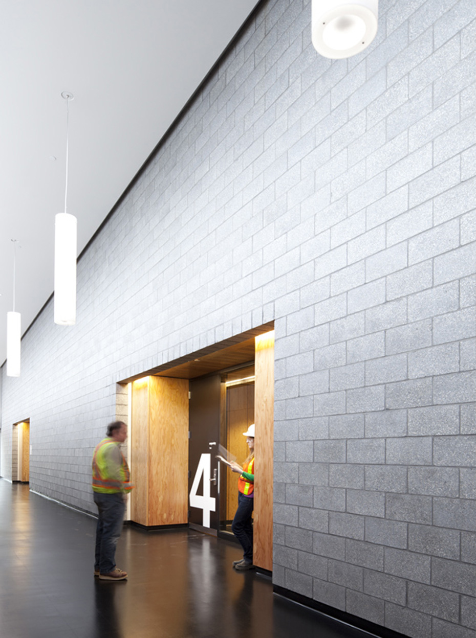 office of mcfarlane biggar architects + designers, Quesnel, British Columbia, Canada, College of New Caledonia Technical Education Centre Quesnel