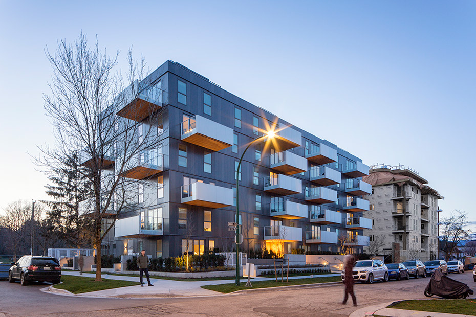 office of mcfarlane biggar architects + designers, Vancouver, British Columbia, Canada, 35th Avenue and Quebec Street