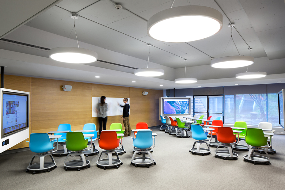 office of mcfarlane biggar architects + designers, Burnaby, British Columbia, Canada, SFU Faculty of Education Upgrades