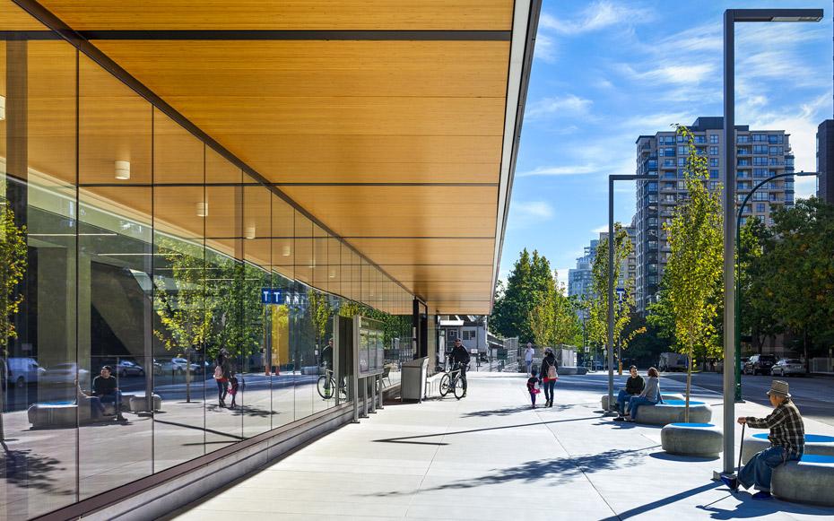 office of mcfarlane biggar architects + designers, Vancouver, BC, Joyce Collingwood SkyTrain Station Upgrades